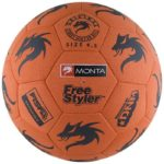 Monta Bright Orange Ball