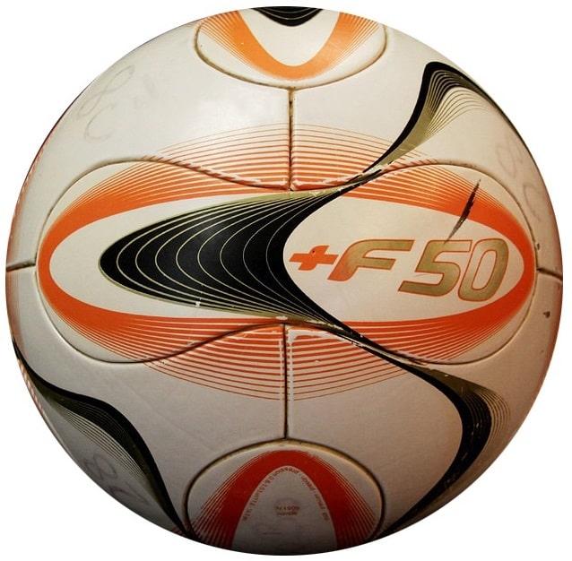 Adidas F50 UEFA EURO U-21